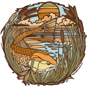 Richard Blanco Fly Fishing Sticker
