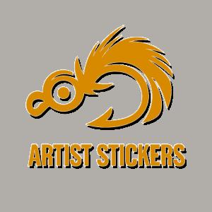 Artist Stickers