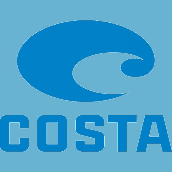Costa Sticker - Costa Logo Stacked 6 - Blue