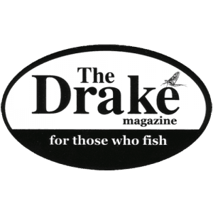 The Drake Magazine Sticker