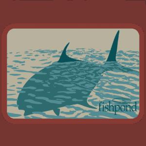Fishpond Permit Sticker