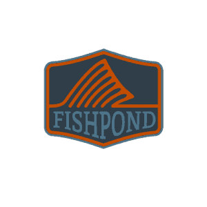 Fishpond Dorsal Fin Sticker