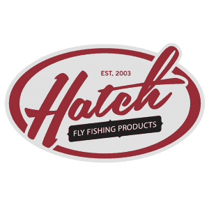 Hatch Outdoors Retro Sticker