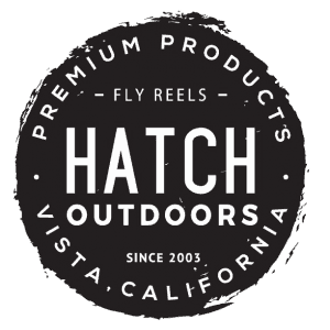 Hatch Outdoors Stamp Sticker