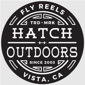 Hatch Outdoors Western Sticker