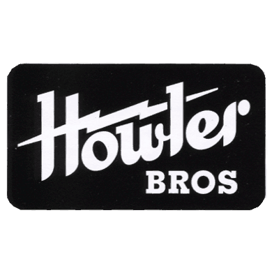 Howler Brothers Electric Sticker