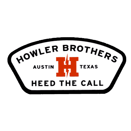 Howler Brothers Feed Store Sticker