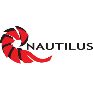 Nautilus Logo Sticker