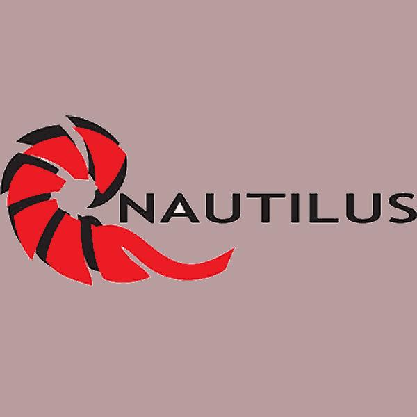 Nautilus Reels Logo Die Cut Decal