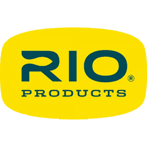 Rio Blue on Yellow Sticker