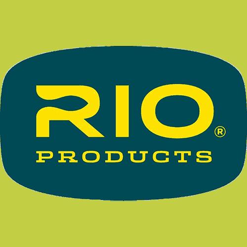 Rio Yellow on Blue Sticker