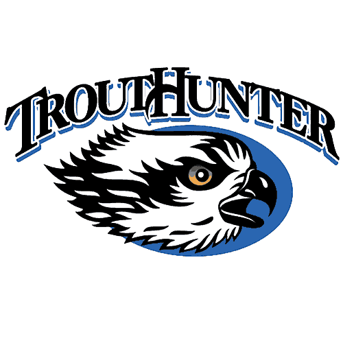 TroutHunter Henry's Fork Fly Fishing Sticker