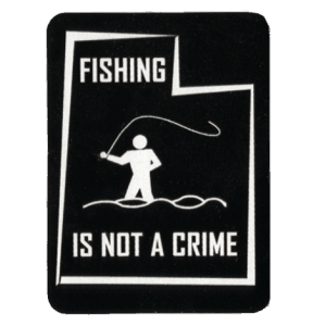Utah Stream Access Fishing Is Not A Crime
