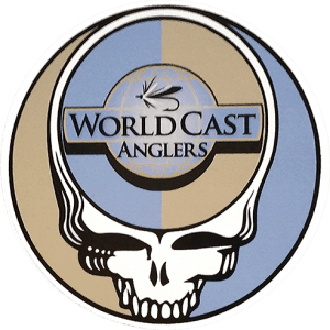 WorldCast Anglers Steal Your Face