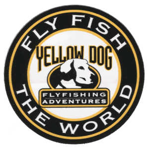 "Yellow Dog Fly Fishing Adventures ""Fish the World"""