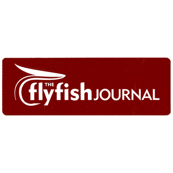 The Fly Fish Journal Sticker