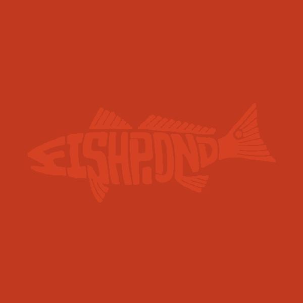 Fishpond Redfish Thermal Die Cut Sticker