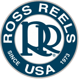 Ross Reels Free Logo Sticker