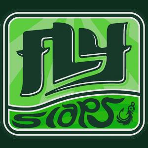 Fly Slaps Logo Green