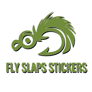 Fly Slaps Stickers