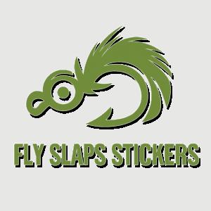 Fly Slaps Stickers