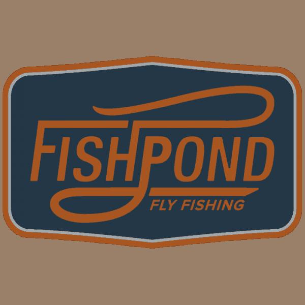 Fishpond Double Haul Sticker