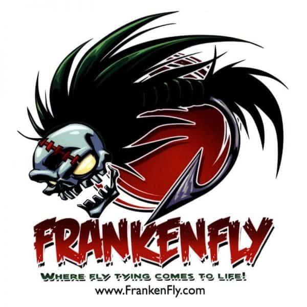 FrakenFLy Logo Sticker