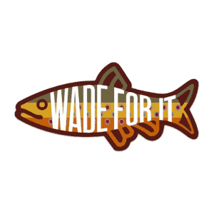 Postfly Wade For It Brook Trout