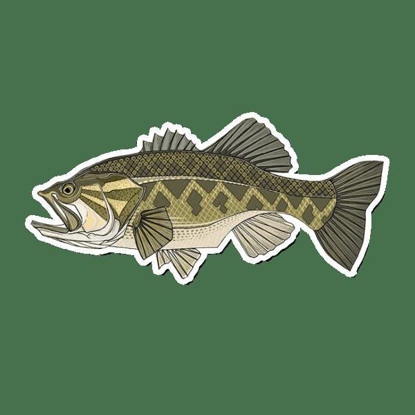Casey Underwood Largemouth Bass