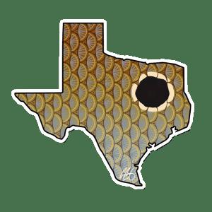 Casey Underwood Texas Redfish