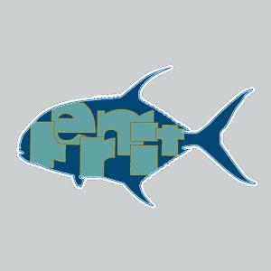 TypeFace Permit Sticker
