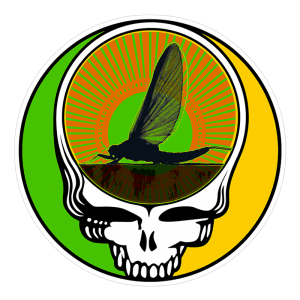 Fly Slaps Steal Your Face Green Drake