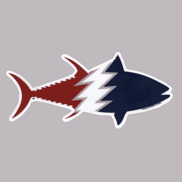 Pesca Muerta Tuna Decal