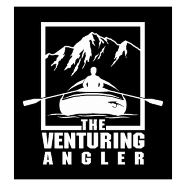 The Venturing Angler Boating Sticker