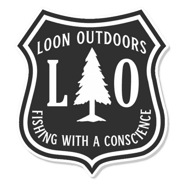 Loon Outdoors Shield Sticker