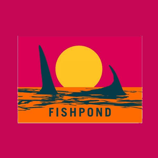 Fishpond Endless Permit Sticker