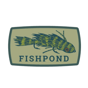 Fishpond Meathead Streamer Sticker