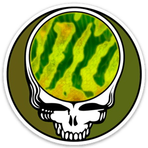 Steal Your Face Musky Sticker