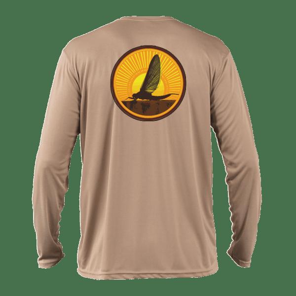 Fly Slaps Sunrise Drake Solar Shirt