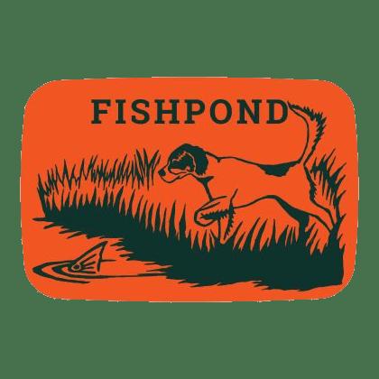Fishpond On Point Sticker